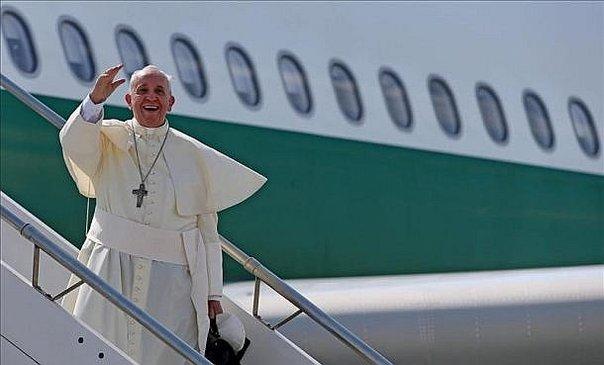 Prensa del Vaticano informó que el Papa Francisco viajará a Chile y Perú en enero de 2018