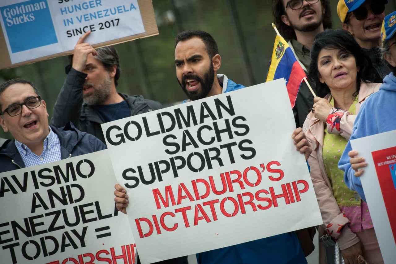Los dilemas de la deuda venezolana