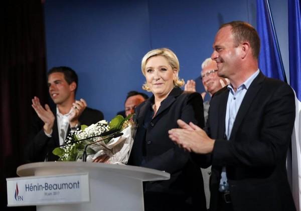Macron ganó mayoría absoluta en la Asamblea Nacional de Francia