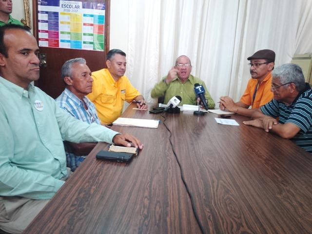 MUD educativa Zulia marcha en contra de la Constituyente este jueves