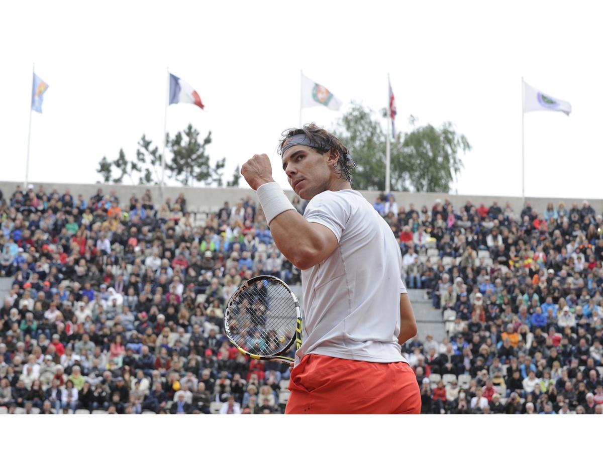 París se rindió otra vez ante la magia de Rafael Nadal sobre la arcilla