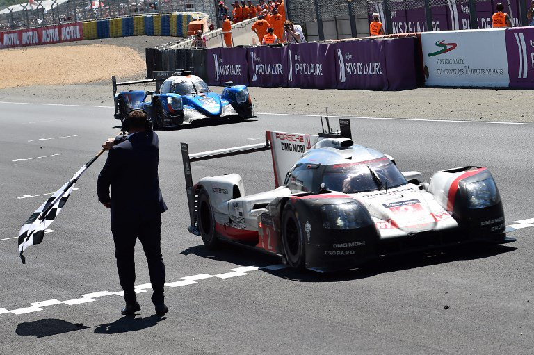 Porsche vuelve a conquistar las 24 Horas de Le Mans