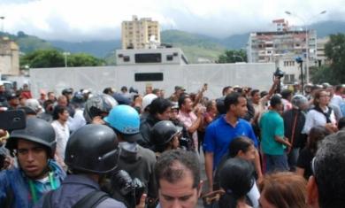 Juan Andrés Mejía: Llegamos a las adyacencias del Palacio de Justicia