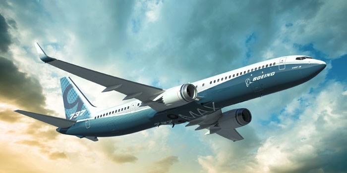 +VIDEO| Boeing lanza gigantesco avión 737 MAX para competir con Airbus