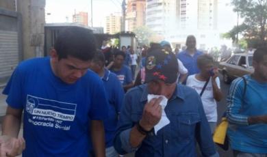 Rosales: Atacaron una movilización pacífica que solo exigía respeto a la Constitución