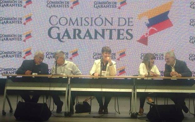Rectores inician conteo de votos en consulta popular