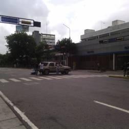 Avenida Francisco de Miranda/Foto Lewin Granados