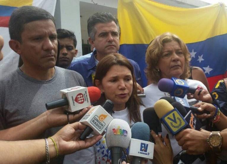 FANB impidió visita a padres de Carlos Graffe en Ramo Verde