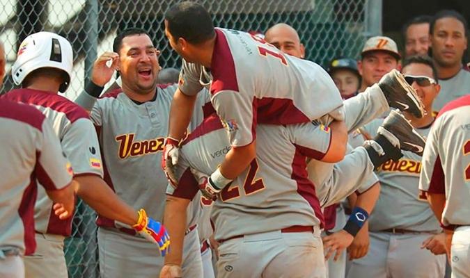 Venezuela venció a Nueva Zelanda en el Campeonato Mundial de Softbol