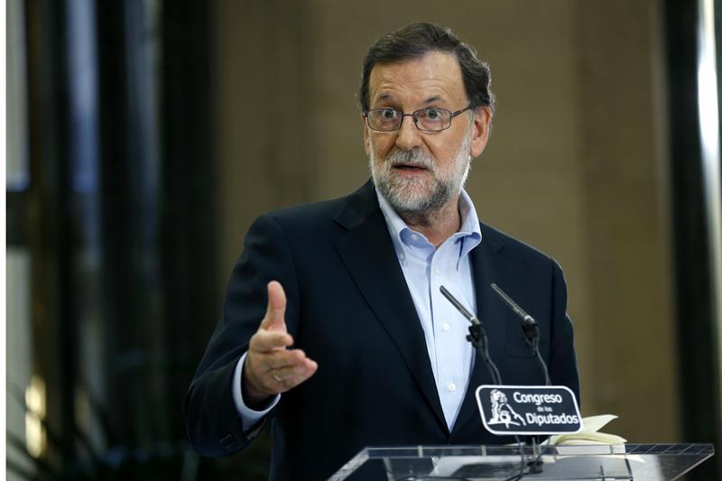 Mariano Rajoy habla con Leopoldo López y le felicita por su coraje