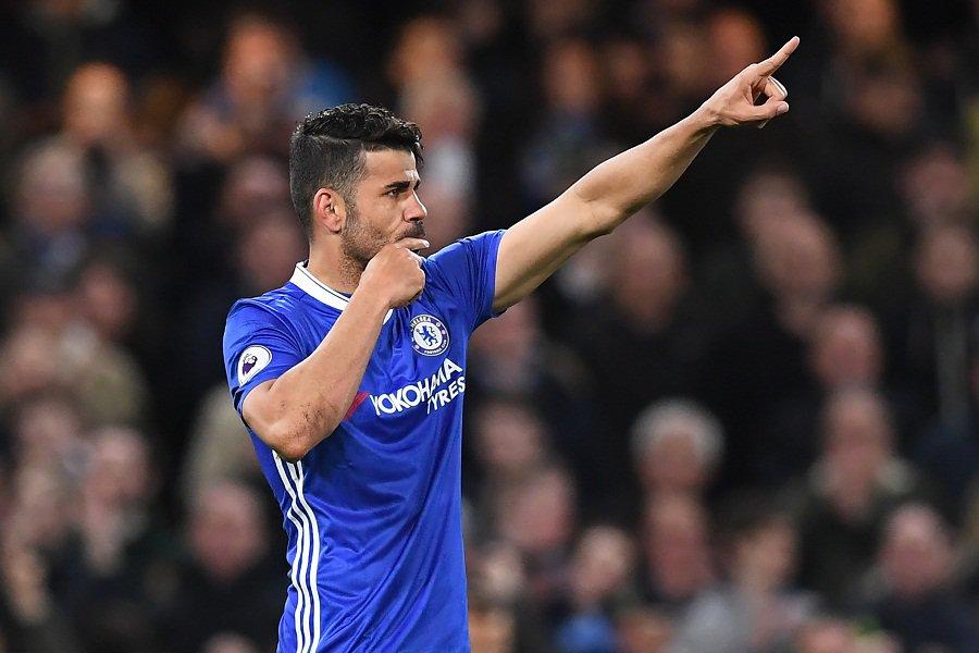 Costa falta a la primera práctica del Chelsea