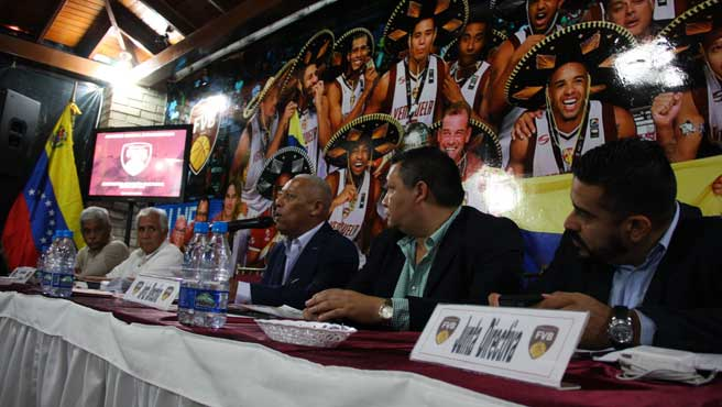 FIBA podría sancionar a la FVB