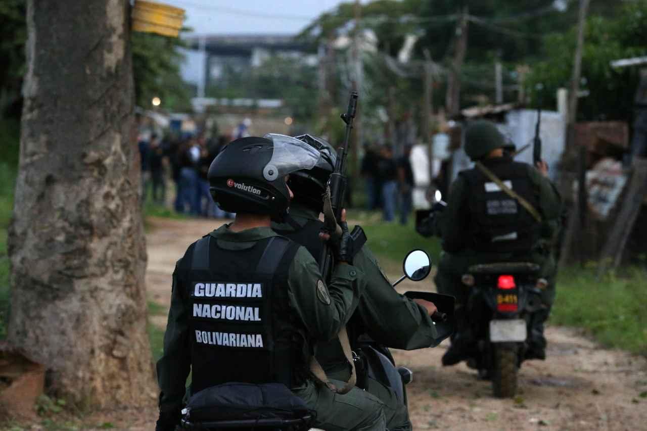 MP investiga 43 casos de GNB por presuntos robos durante manifestaciones