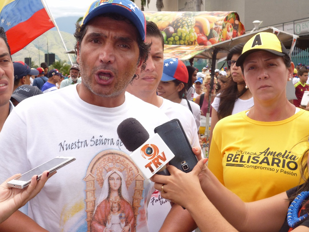 """Mardo afirmó que la escasez es el """"arma de dominación de la dictadura de Maduro"""""""