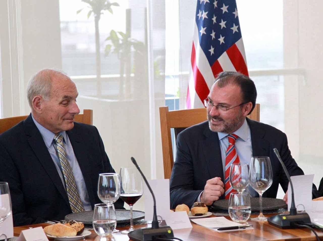EE.UU. y México abogan por trabajo conjunto ante retos de seguridad