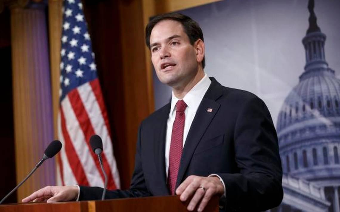 Marco Rubio advirtió que EE.UU aplicará sanciones a Venezuela si se aplica Constituyente