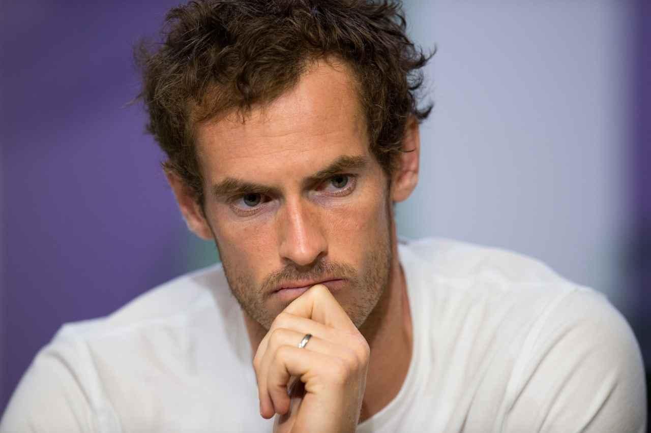 """Murray, sobre su número uno: """"Tiene que suceder en algún momento"""""""