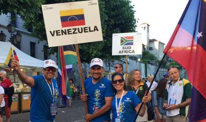 Venezuela volará en el Mundial de Parapente