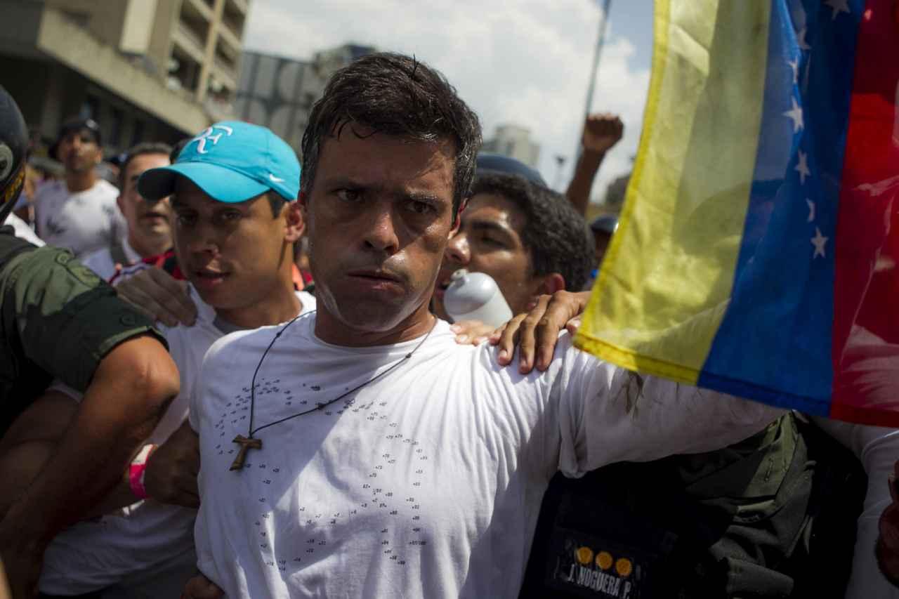 Dirigentes opositores venezolanos reaccionaron ante medida sustitutiva de Leopoldo López