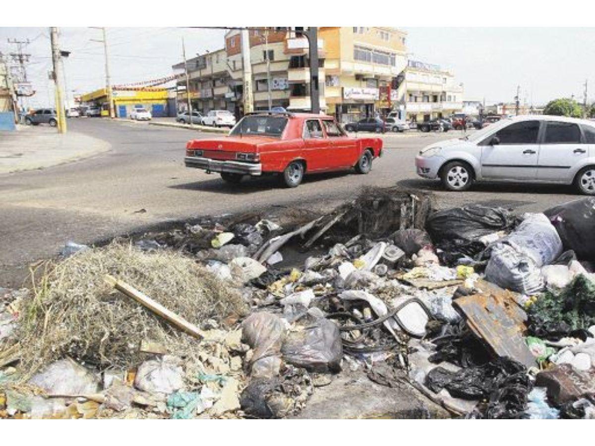 Aseo urbano y domiciliario será prestado por el gobernador Arias Cárdenas