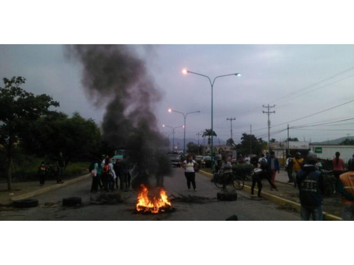 Asesinaron a la profesora Janeth Angulo durante una manifestación en El Tocuyo, Lara