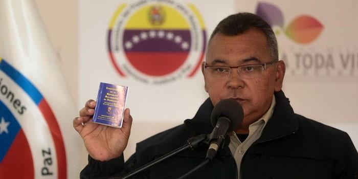 BAJO LA LUPA | Reverol ofreció balance de heridos en explosión en Altamira