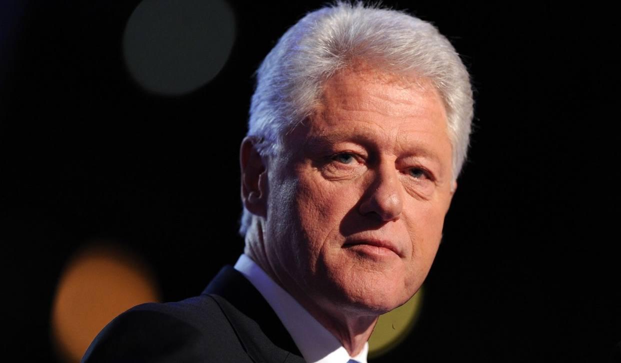 Bill Clinton: Estoy feliz de ver a Leopoldo López con su familia