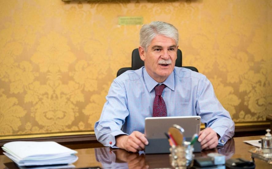 Canciller español dice que liberación de López es un paso hacia las elecciones libres