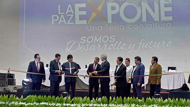 Comenzó feria boliviana que proyecta negocios por $100 millones