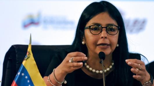 Rodríguez condenó pretensiones de generar un escenario de supuesta ingobernabilidad