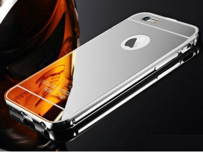 El próximo iPhone podría tener un acabado en espejo ideal para presumidos