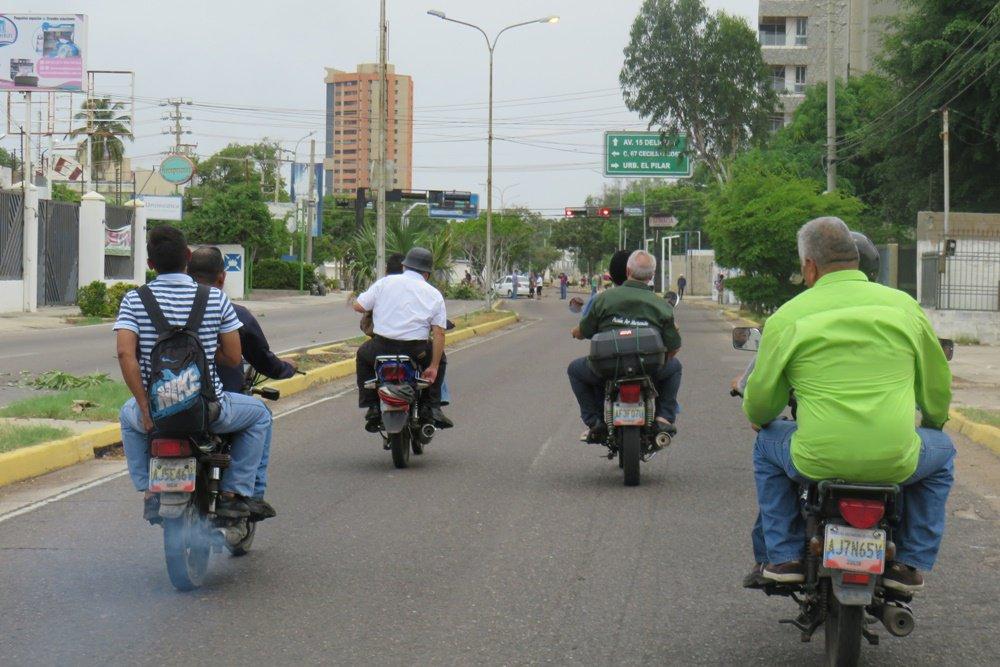 """""""En Maracaibo más que un trancazo, ocurrió un paro cívico"""""""