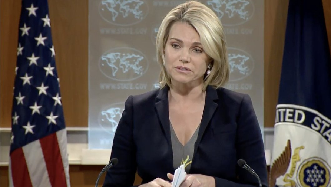 """Estados Unidos condena 'asalto' al Parlamento: """"Es un ataque a los principios democráticos"""""""