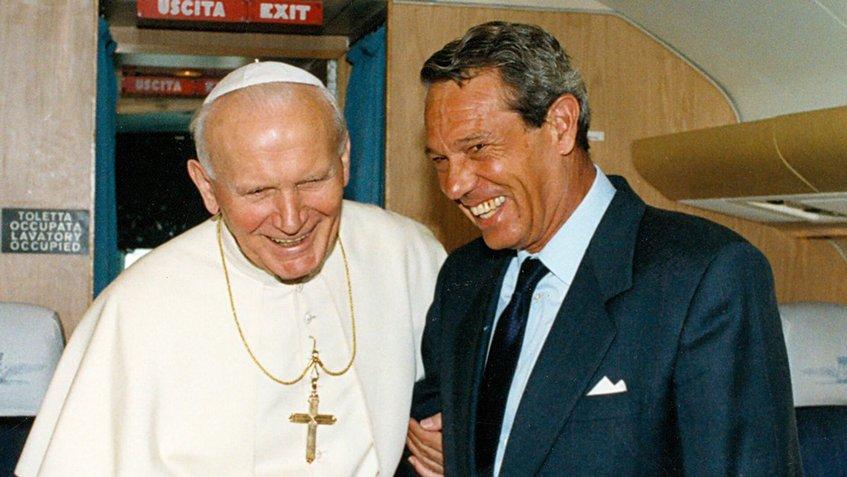 Falleció Joaquín Navarro Valls, portavoz del Vaticano por 22 años