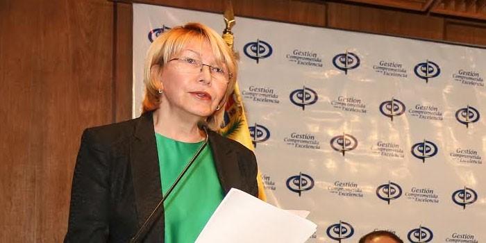 Fiscal General denunció anulación del pasaporte de funcionario del MP