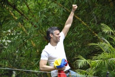 """Secretario General de la OEA y Leopoldo López urgen """"retorno"""" de Venezuela a la democracia"""