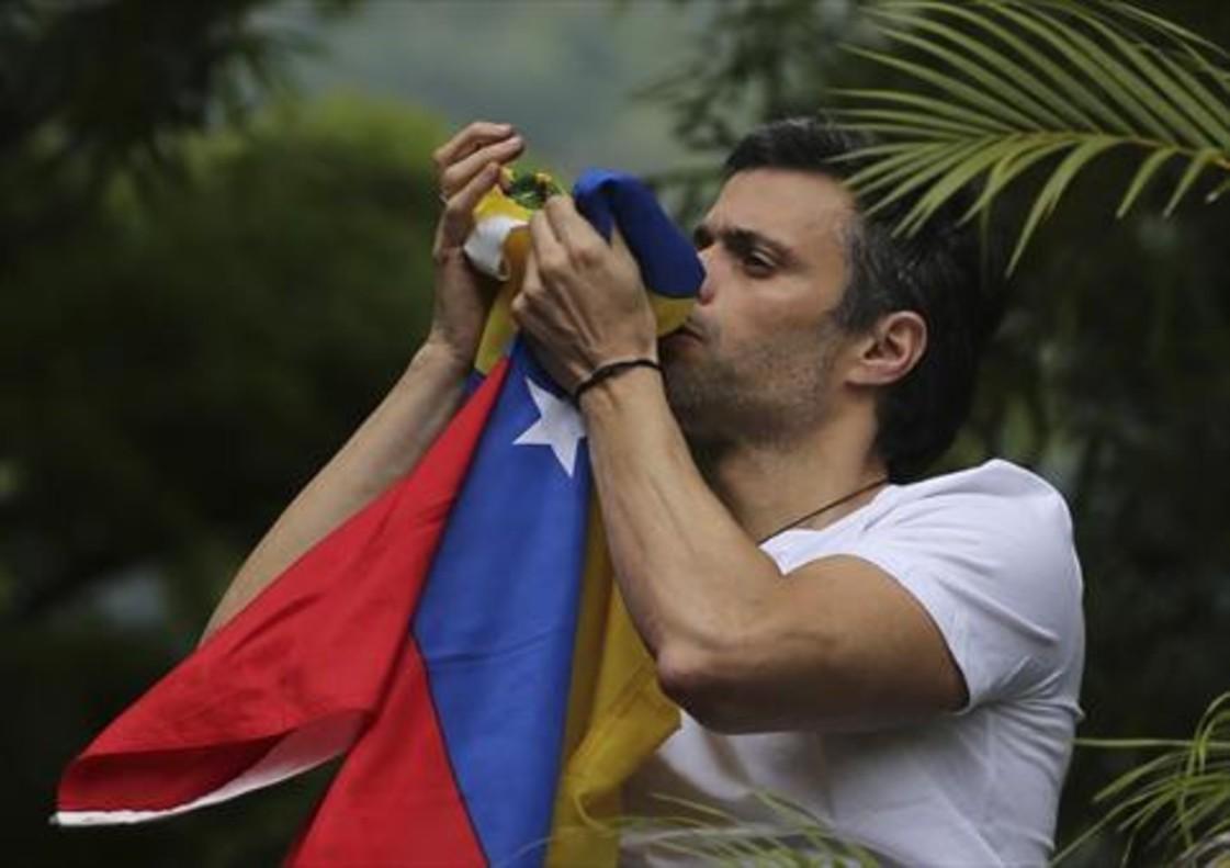 "Hermana de Leopoldo López: ""No nos podemos distraer hasta lograr la libertad plena"""
