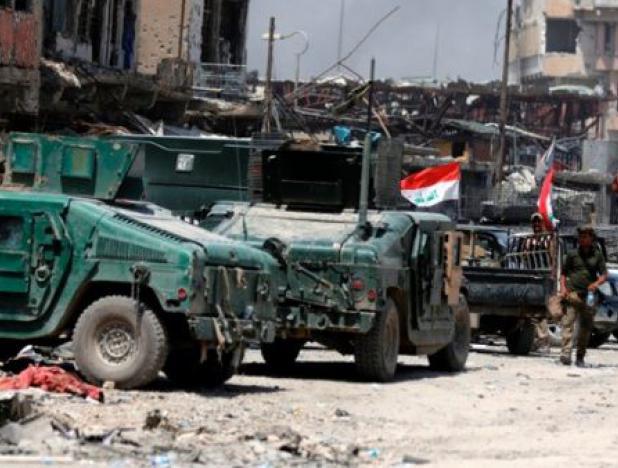 Iraq anuncia la liberación de la ciudad de Mosul