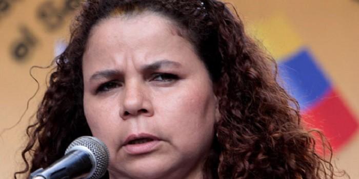 Iris Varela: Hemos recibido reclamos por medida a Leopoldo López