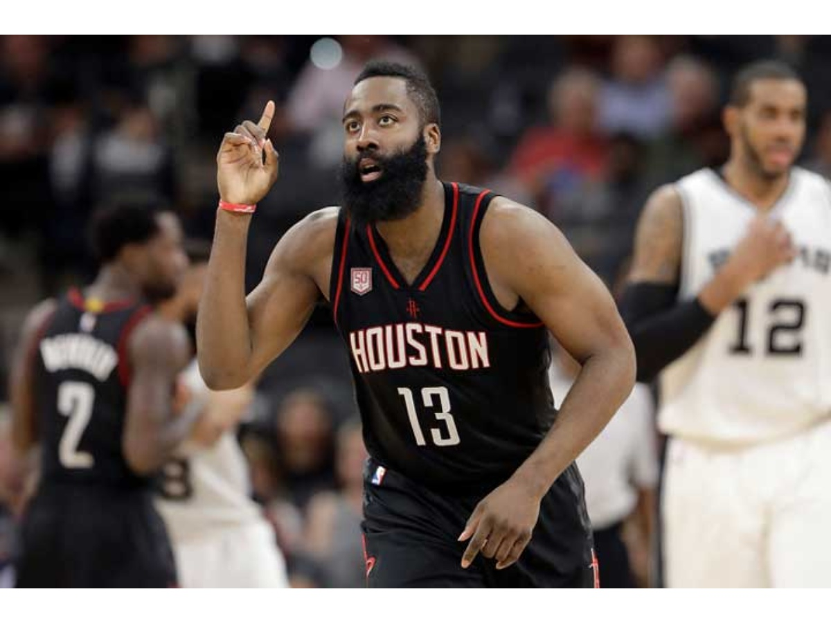 James Harden será el mejor pagado de la NBA