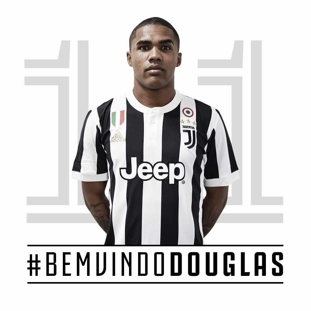 La Juve oficializa la cesión de Douglas Costa con opción a compra por EUR 40 millones