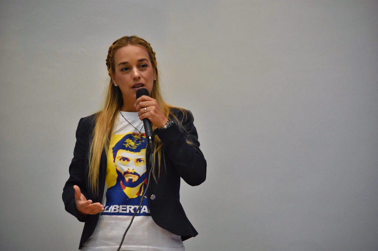 Las palabras de Lilian tras la excarcelación de Leopoldo (+Tuits)