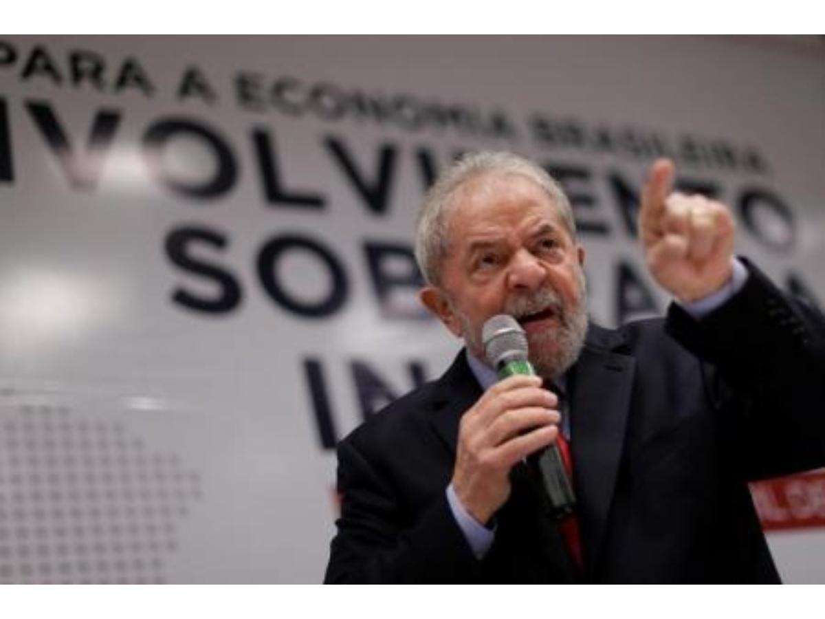 Lula condenado a 9 años y 6 meses de cárcel por corrupción