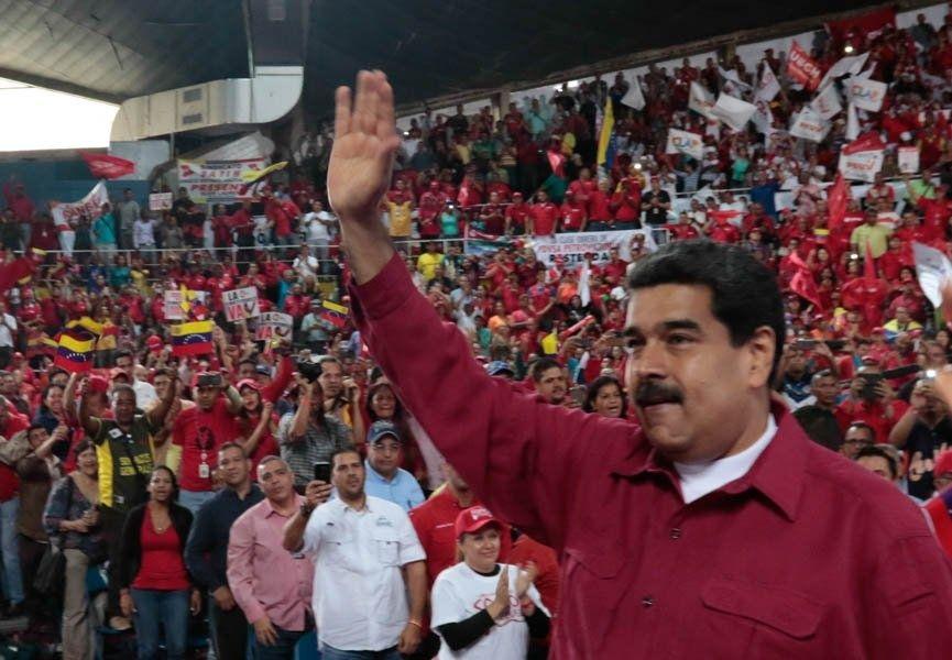 """Maduro: """"Solo la Constituyente puede regenerar la paz y convocar al gran diálogo nacional"""""""