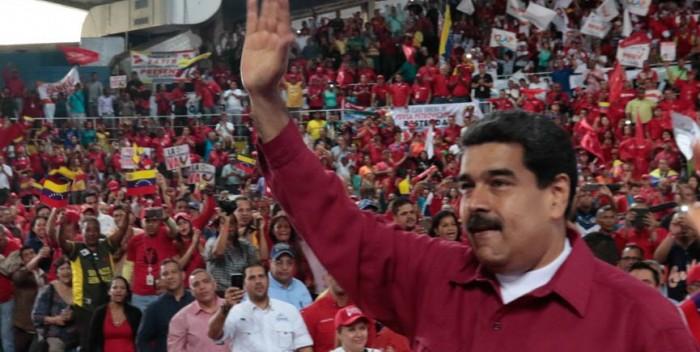 Maduro: Acato y apoyo medida para Leopoldo López