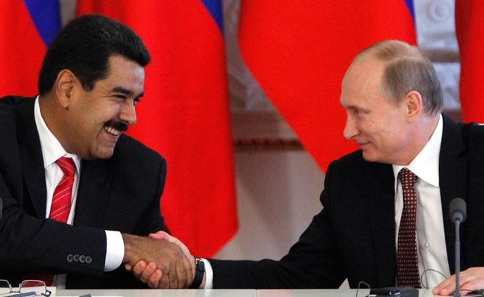 Maduro sostuvo conversación telefónica con Vladimir Putin este lunes: Ofrecerán detalles en breve