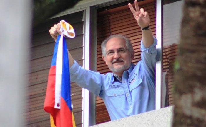 Ministerio Público solicitó revisión de medidas para Ledezma, Ceballos, Guarate y Saleh