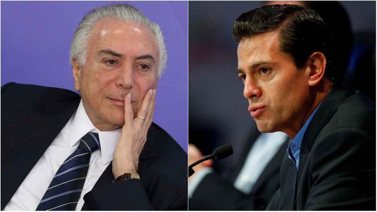 Peña Nieto y Temer también piden la liberación de todos los presos políticos en Venezuela