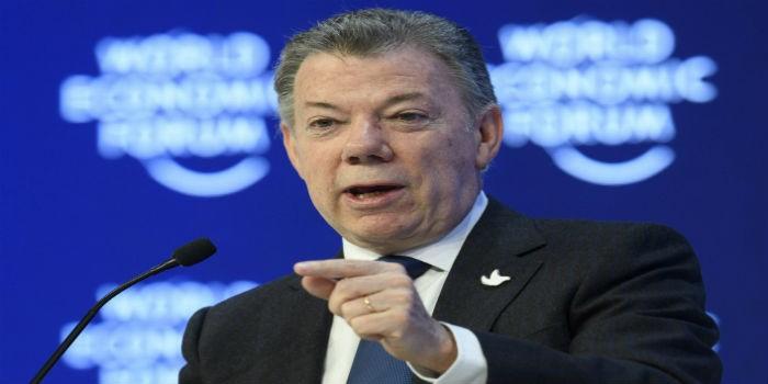 Santos celebra que López salga de prisión e insiste en diálogo para Venezuela