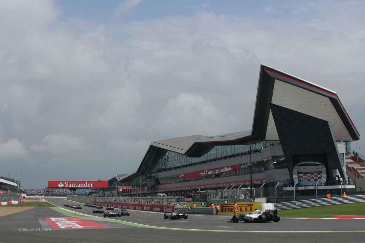 Silverstone no acogería el Gran Premio de Gran Bretaña a partir de 2019